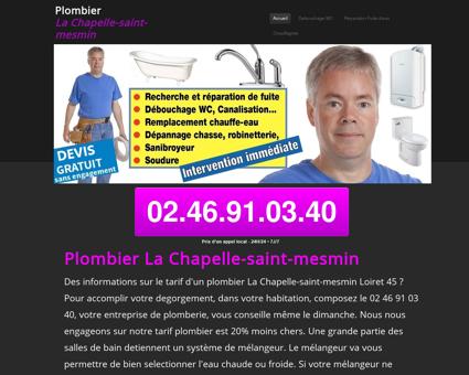 Plombier 45380 La Chapelle-saint-mesmin | Le...