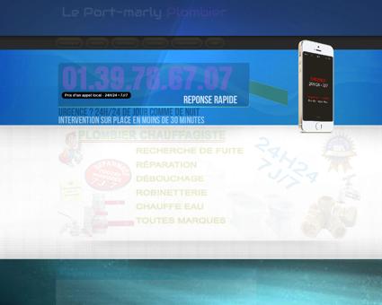 Plombier Le Port-marly | Bienvenue plombiers...