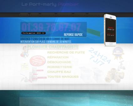 Plombier Le Port-marly | Dimitri Camion de...
