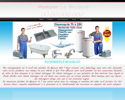 Plombier Le Bouscat | Malo sur rendez vous