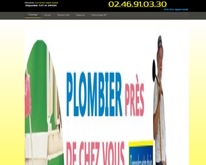 Plombier La Ferte-saint-aubin, 45 - Malo à...