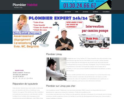 Plombier 78520 Limay | Gabriel projet et tarif...