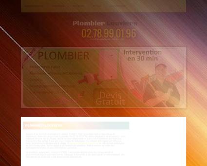 Plombier 27400 Louviers | Alexandre Bidet