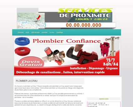 Plombier La Crau, 83 | Alexandre Flexibles et...
