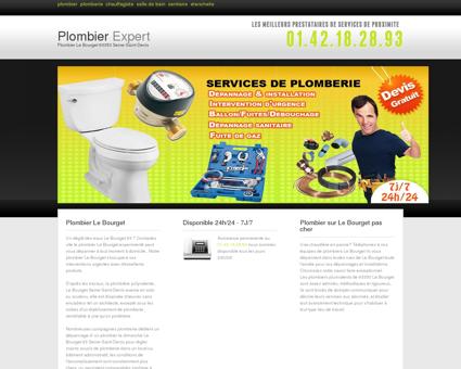 Plombier Le Bourget - Antonin meilleur...
