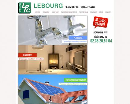 LPC Lebourg Plomberie Chauffage | Saint...