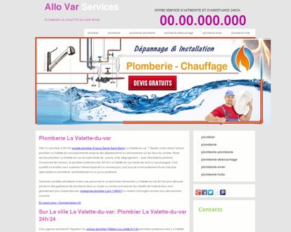 Plombier La Valette-du-var - Assistance curage