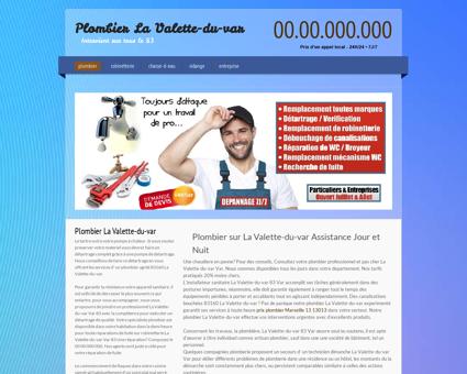 Plombier La Valette-du-var S.O.S Depannage à...