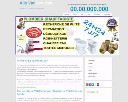 Plombier La Valette-du-var | Société Le...
