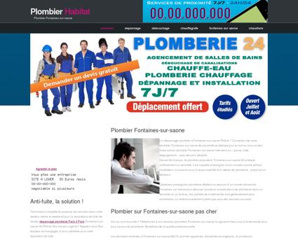 Plombier Fontaines-sur-saone, 69 | Mathieu...