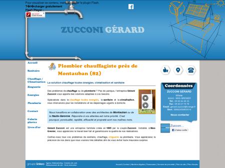 climatisation fronton - ZUCCONI GÉRARD :...