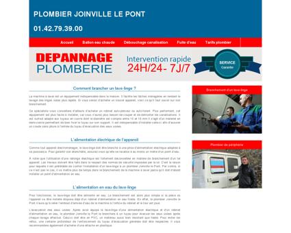 Plombier Joinville-le-pont | Amine...