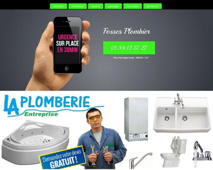 Plombier 95470 Fosses - La reference tarif...