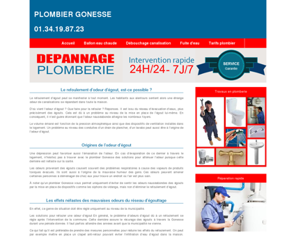 Plombier Gonesse   Saufiane urgence plomberie
