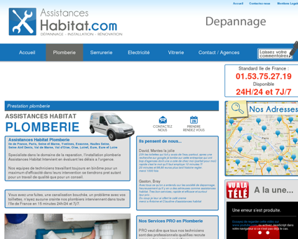 Plombier Fresnes - Disponible 24h/24 7j/7 en 15min!