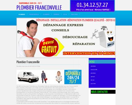 Plombier Franconville, 95 - Installation...