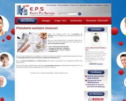 Plomberie sanitaire Jeumont - Travaux salle de...