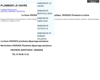 le havre plomberie - PLOMBIER LE HAVRE