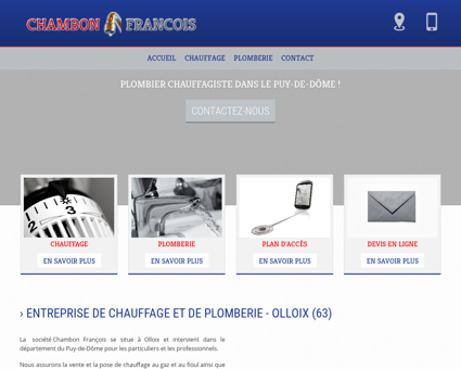 Chauffage Olloix - CHAMBON FRANCOIS :...