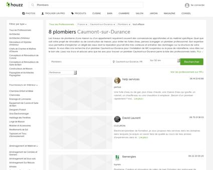 Plombier Caumont-sur-Durance