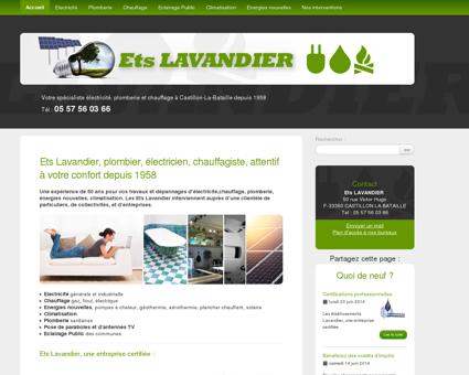 Ets Lavandier - Electricité - Votre spécialiste ...