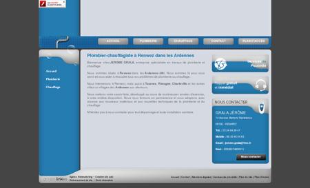 Plomberie Charleville - GRALA JEROME :...