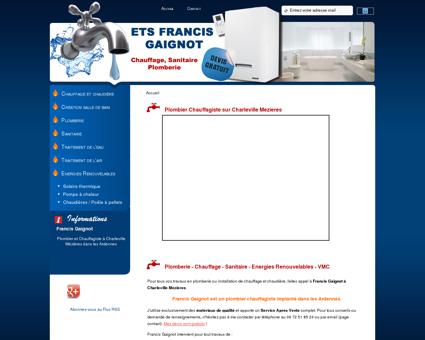 Plombier Chauffagiste à Charleville Mézières -...