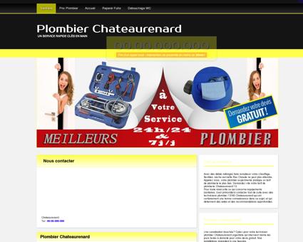 Plombier Chateaurenard - Optez le plombier...