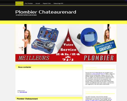 Plombier Chateaurenard - Alexis La Chasse d'eau