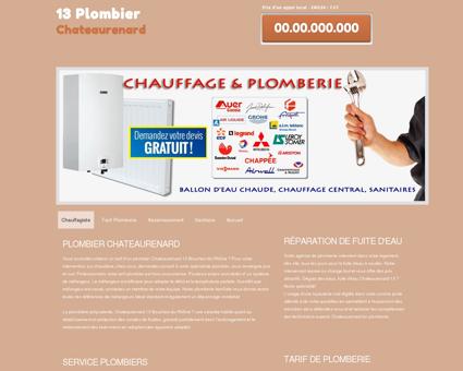 Plombier Chateaurenard - Bernard Jour et Nuit