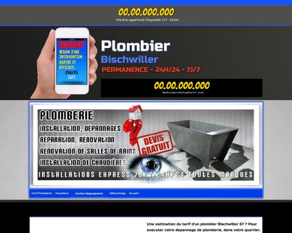 Plombier Bischwiller, 67 | Meilleur dépannage...