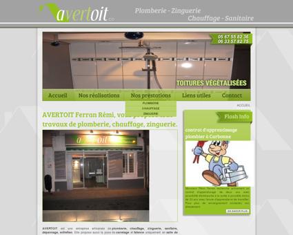 Plomberie et chauffage à Carbonne - AVERTOIT
