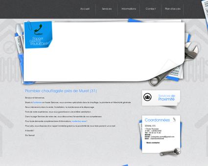 Plombier Carbonne - SEMAIL ETS :...