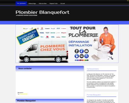Plombier Blanquefort | Baptiste Remplacement...