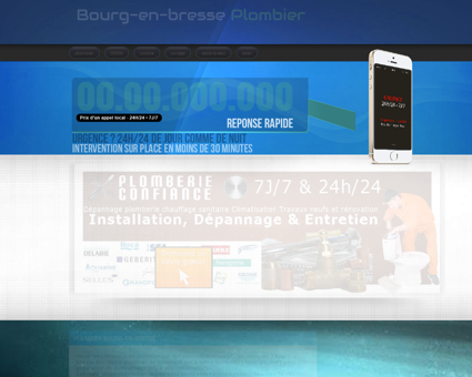 Plombier Bourg-en-bresse | Élouan plombier...