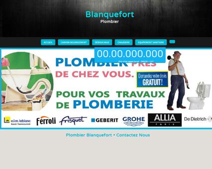Plombier 33290 Blanquefort - Le Meilleur...