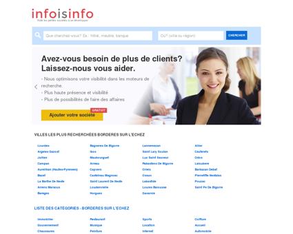 Liste Entreprises Borderes Sur L'Echez -...