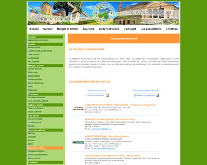 Cadours - Site officiel communauté des...