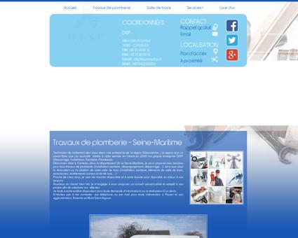 Plombier Canteleu - DISP : depannage...
