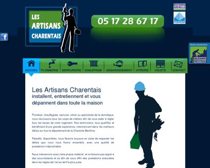 Les Artisans Charentais, service de dépannage à...