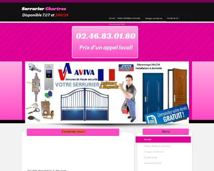 Serrurier 28000 Chartres   Maxence Serrure...