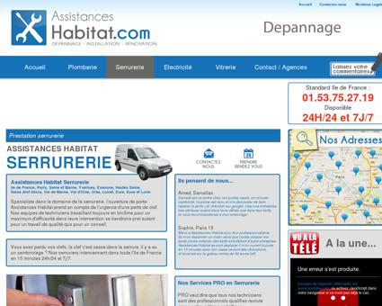 Serrurier Paris 24h24 - Disponible 24h/24 7j/7 en 15min.