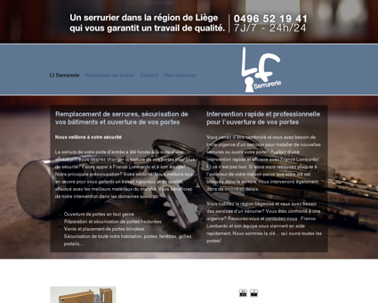 Serrurier & dépannage serrure Liège | LF...