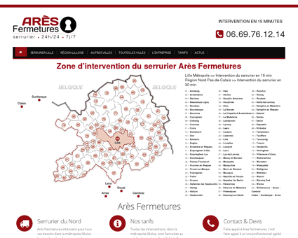 Serrurier Lille - Dépannage rapide porte et...
