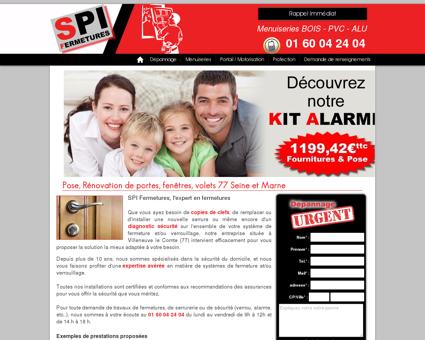 Rénovation menuiseries 77 Seine et Marne : SPI...