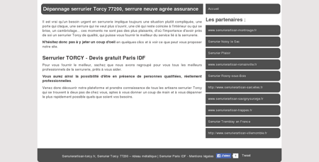 Serrurier Torcy, Artisant de vos serrures 77200