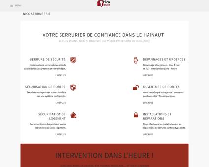 Contactez votre serrurier à Mons, Binche et La...