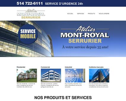 Serrurier Mont-Royal | Serrurier Montréal et...