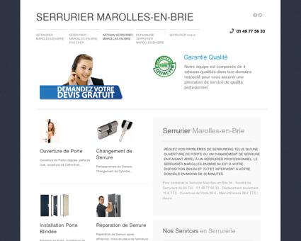 Serrurier Marolles-en-Brie