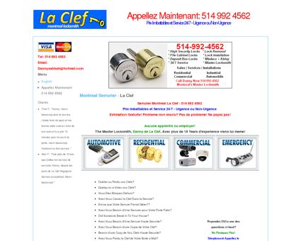 Montreal Serrurier - 514 992 4562 Meilleur...